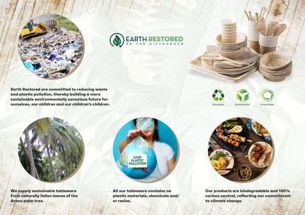 Earth Restored Products Benefits